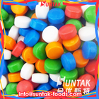 Sugar free mints candy confectionery Vitamin C tablets in bulk