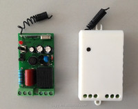 AC220V 433mhz One Way alarm transmitter and receiver CY401PC.
