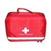 A car must have first aid kit which contains full set of car emergency supplies