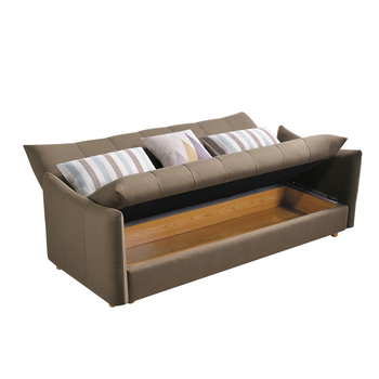 3 Seater Convertible Sleeper Couch Bed