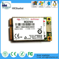New unlock GSM/HSPA+/EDGE mini pcie card sierra wireless mc8795v