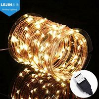 Xmas tree home decor LED Starry String Lights Fairy Micro LEDs