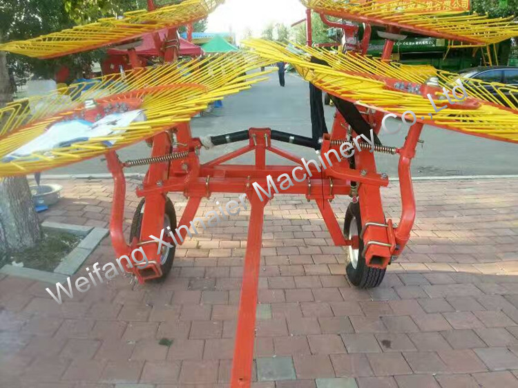 3-point Paddy field rotary tiller for tractor