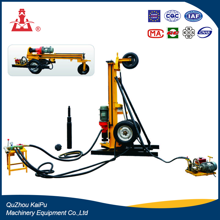 Portable Water Well Drilling Machine For Sale