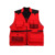 Low MOQ Men Fishing Photography Leisure Vest with Multi Pockets