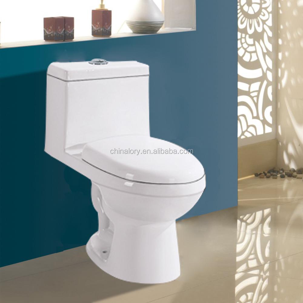 Grey Elongated Toilet Seat,Wc American Style Toilet,Unique Toilet ...