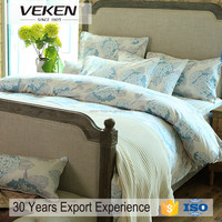 veken products printed 80sx100s 1000 thread count egyptian cotton sheets