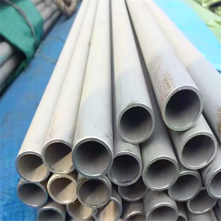 Factory manufacturing ASTM A554 SS 304 stainless steel pipe sheets for glass door handles