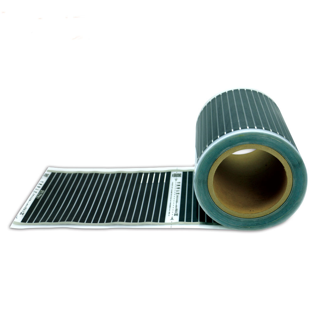 Мощность zero decay radiant в пол системы отопления Дальний инфракрасный Отопление плёнки Электрический пол Отопление