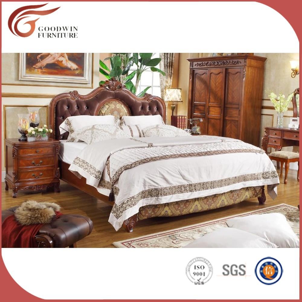 Royal set camera da letto antica, ultima mobili camera da letto ...