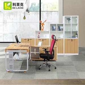 Incroyable Modern Executive Desk Modular Staples Office Furniture Desks With Side  Cabinet