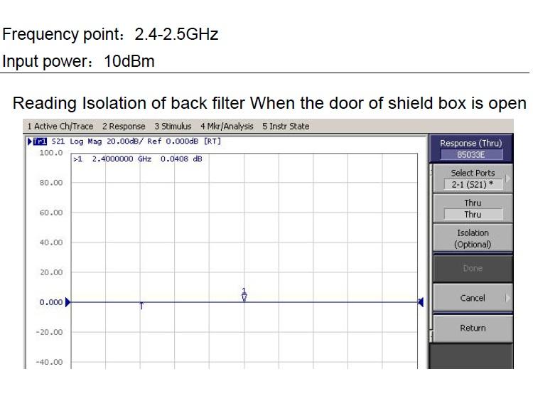 メーカー0.8-6ghzワイヤレステストgps信号テスト電子pcb wifi rf電子機器用手動シールドボックス