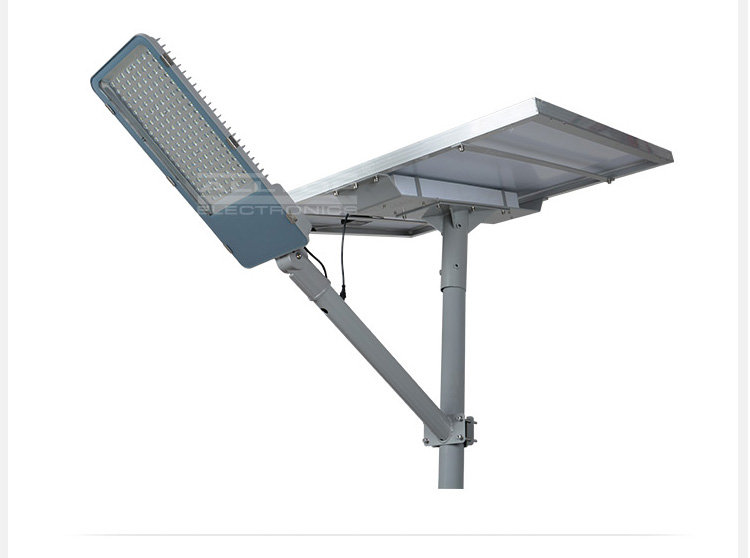 ALLTOP Waterproof ip65 outdoor dusk to dawn 90w 120w 150w 180w led solar street light