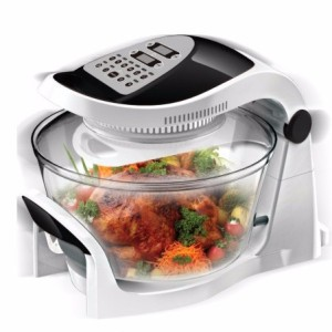 12Liter Infrared Halogen Oven Convection Oven with CE ROHS