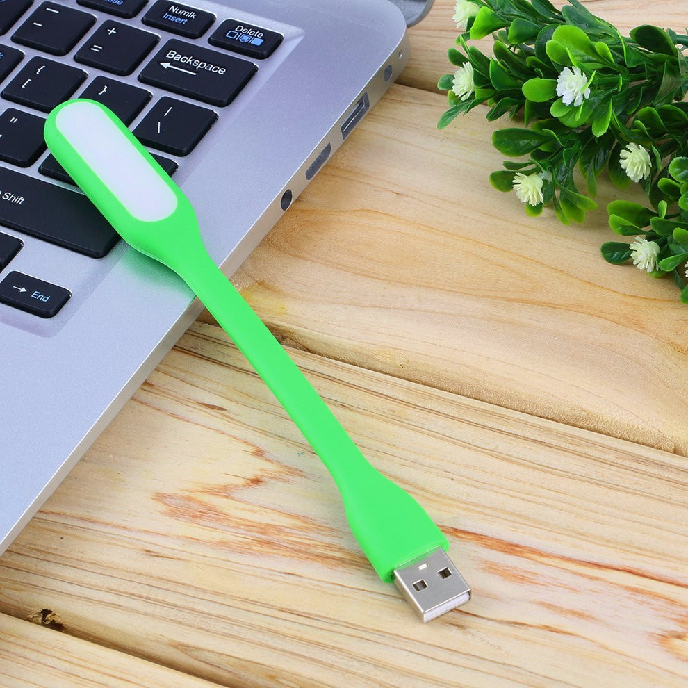 Mini LED USB read Light Computer Lamp Flexible Ultra Bright for Notebook PC Power Bank Partner Computer Tablet Laptop