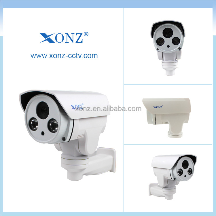 Best Selling Pan Tilt Zoom IP Bullet PTZ Camera 4MP WDR Supported, Low Stream Save Storage, <strong>WIFI</strong> Optional
