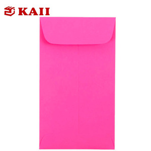 promotional custom standard size money envelope