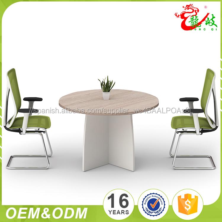 Nuevo diseño de Negociación sala pequeña mesa redonda mesa de ...
