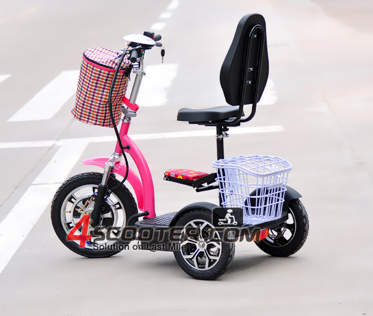 2 seat knight electric scooter electric bike