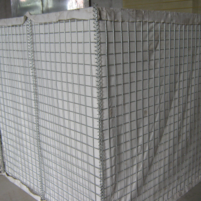 Good quality low carbon iron hesco barriers for sale price