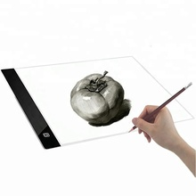 Manufacturer price LED drawing sketch tracing board light tracing pad led writing board for animation drawing