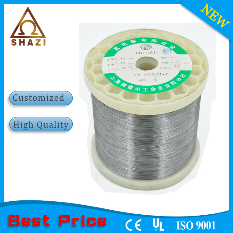 High Temperature Heating resistance Wire for industrial heating element
