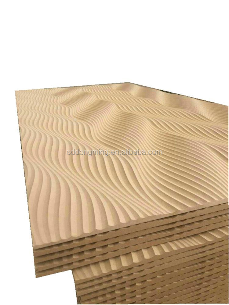 Mdf Wave Panel, Mdf Wave Panel Suppliers and Manufacturers at ...