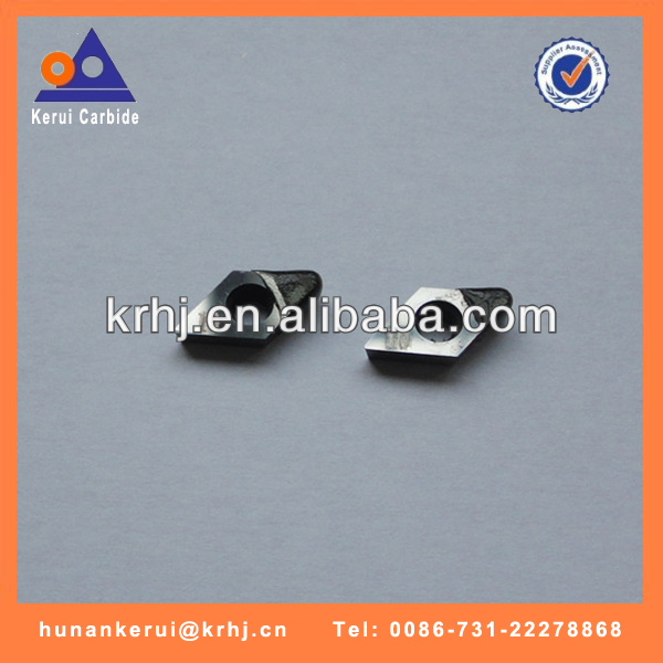 PCD external threading tool for cylinder sleeve carbide nonmetal work pieces carbide pcd tool