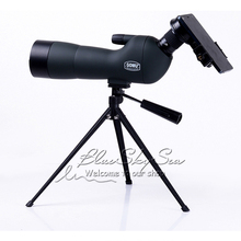GOMU Advanced Optics Angled 20-60x60 Zoom Spotting Scope Monocular