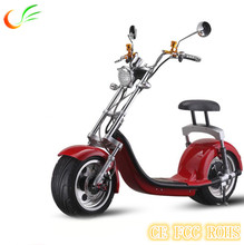 Direct Buy China scooter 2017 Style Electric Scooter Scrooser CityCoco with 1600W