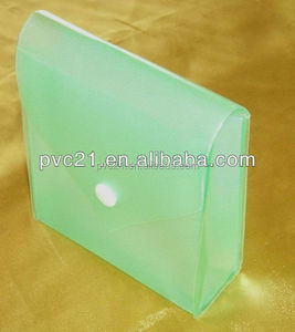 Fashion frosted&transparent pp box plastic bankers boxes