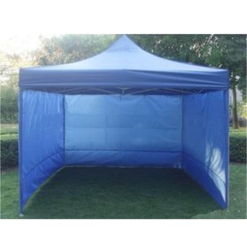 Outdoor folding trade show square heavy duty tent for exhibition