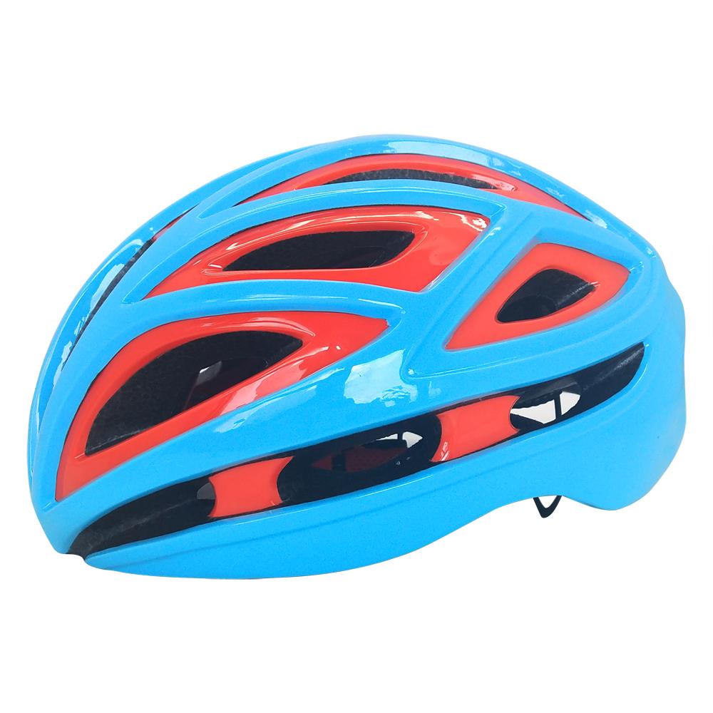 New Arrival Time Trial TT In-Mold Road Racing Bicycle Helmet With CE EN1078