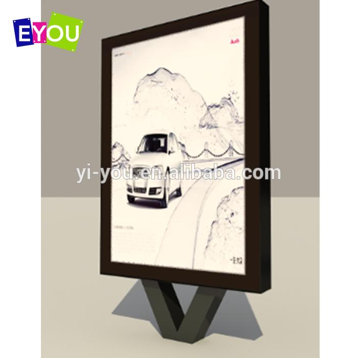 Finden Sie Hohe Qualität Standgerät Plakatrahmen Hersteller und ...