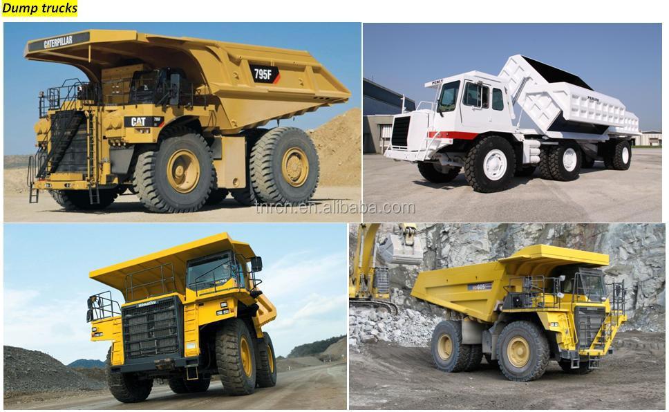 Triangle Radial Mobile Crane Tire 14.00r25 385/95r25 Tb586