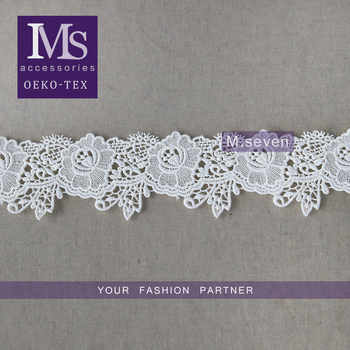 Latest Of Fashion Design Of Cotton Crochet Lace Pattern Lace Design