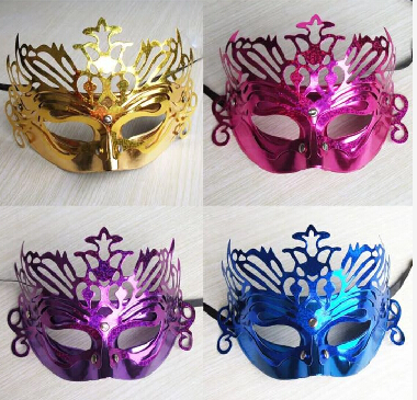 YIWU Factory price Unique Design Princess mask Carnival party mask for Hot Sale
