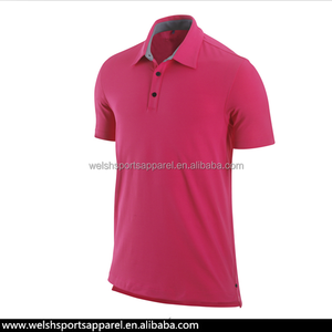 OEM 100% cotton pique polo shirt factory with high quality