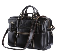 Wholesale Price Genuine Leather Briefcase For Men # 7028A