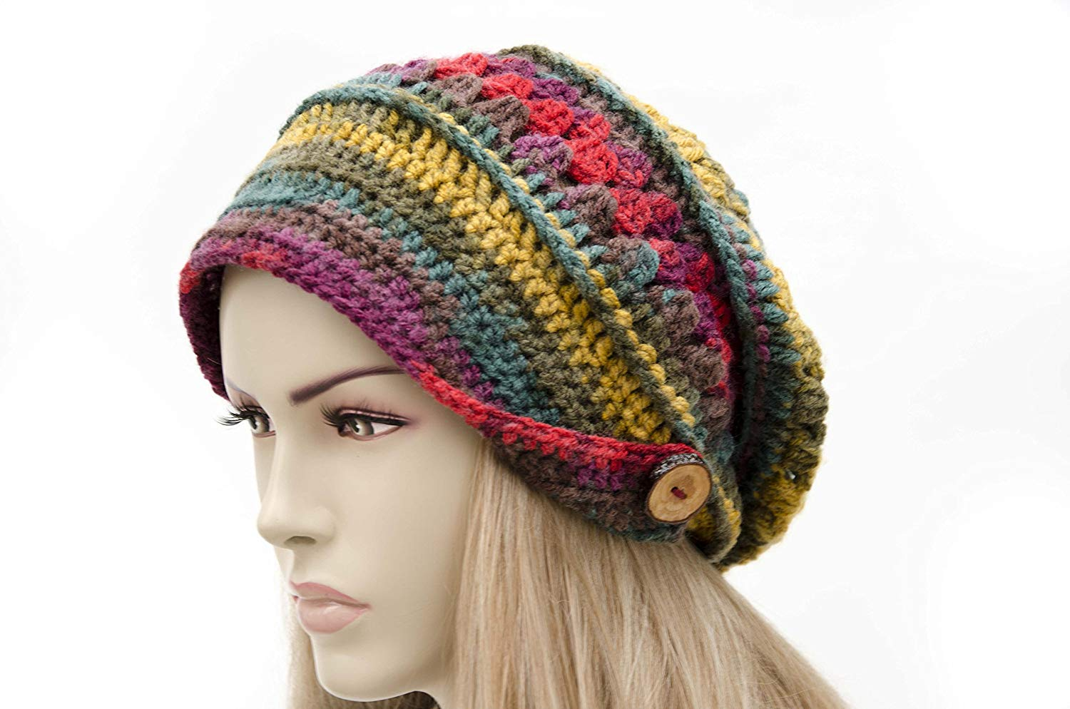 05a4b9481e5 Get Quotations · Slouchy Hat