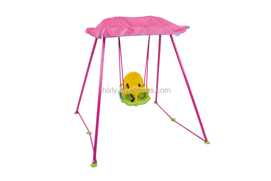 super foldable metal indoor baby swing with canopy  sc 1 st  Alibaba & Super Foldable Metal Indoor Baby Swing With Canopy - Buy Foldable ...