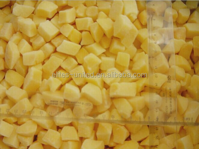 Delicious iqf frozen fresh peach fruit