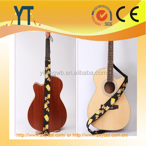 Factory Direct Sale japanese junior guitar strap, percussion ins,Plectrums Holders Leather Ends Multifunction Black Useful Nylon