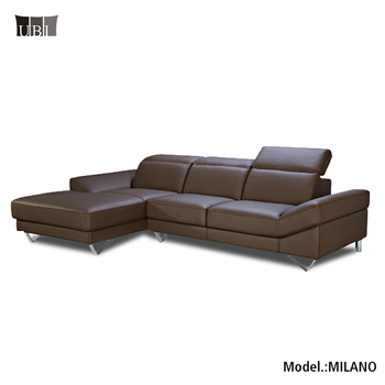 Modern italy leather sectional sofa design,genuine leather sofa set for  living room, leather corner sofa couch, View leather sofa set, UBI SOFA ...