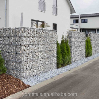 Decorative Gabion Wall Design For Garden - Buy Gabion Wall,Gabion
