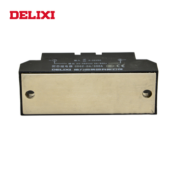 DELIXI CDG2 China Industrial 24VAC to 480VAC Stabilizer Relay Price 3-32VDC Power Relay