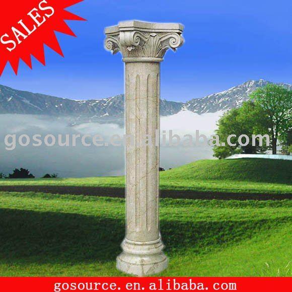 pilares de piedra de mrmol para porches