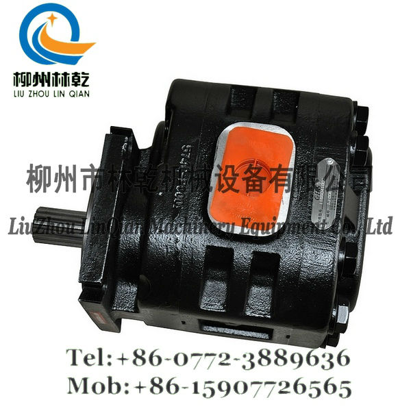 Permco Pump Liugong Spare Parts hydraulic gear pump Permco loader pump