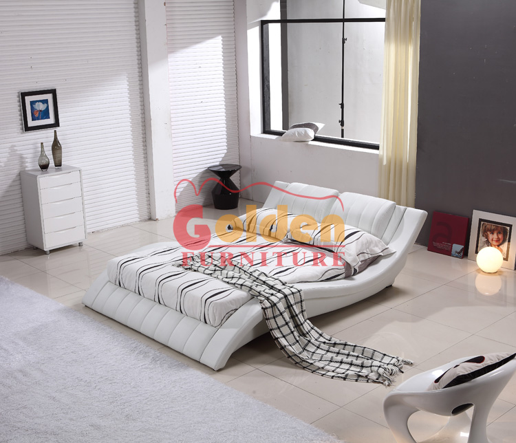 Modern Wedding Bedroom Furniture King Size Romantic Sex