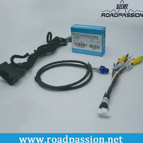 Car Reversing Front&Rear Camera System for Audi A6 2016+